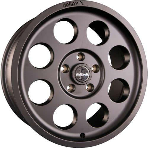Delta4X4  Klassik 18X9 5x130 +45 Centre bore 78.1mm Black Matt to fit Fiat Ducato